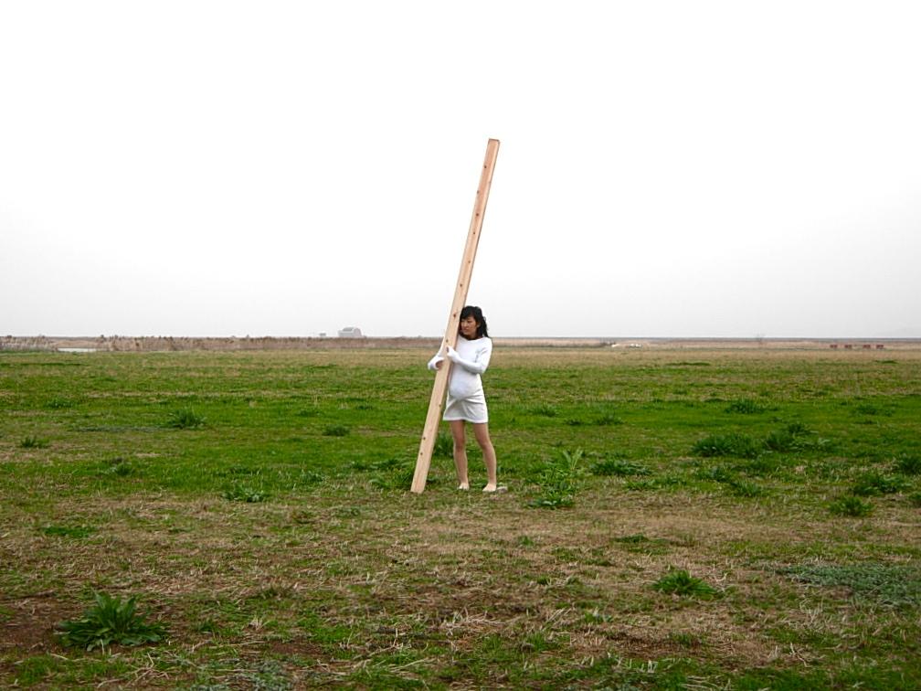 妊娠角材アスレチック,2008